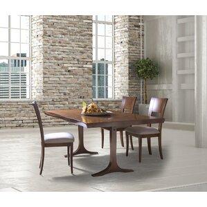 Bacher Maple Sculptured Edge Dining Table by Brayden Studio