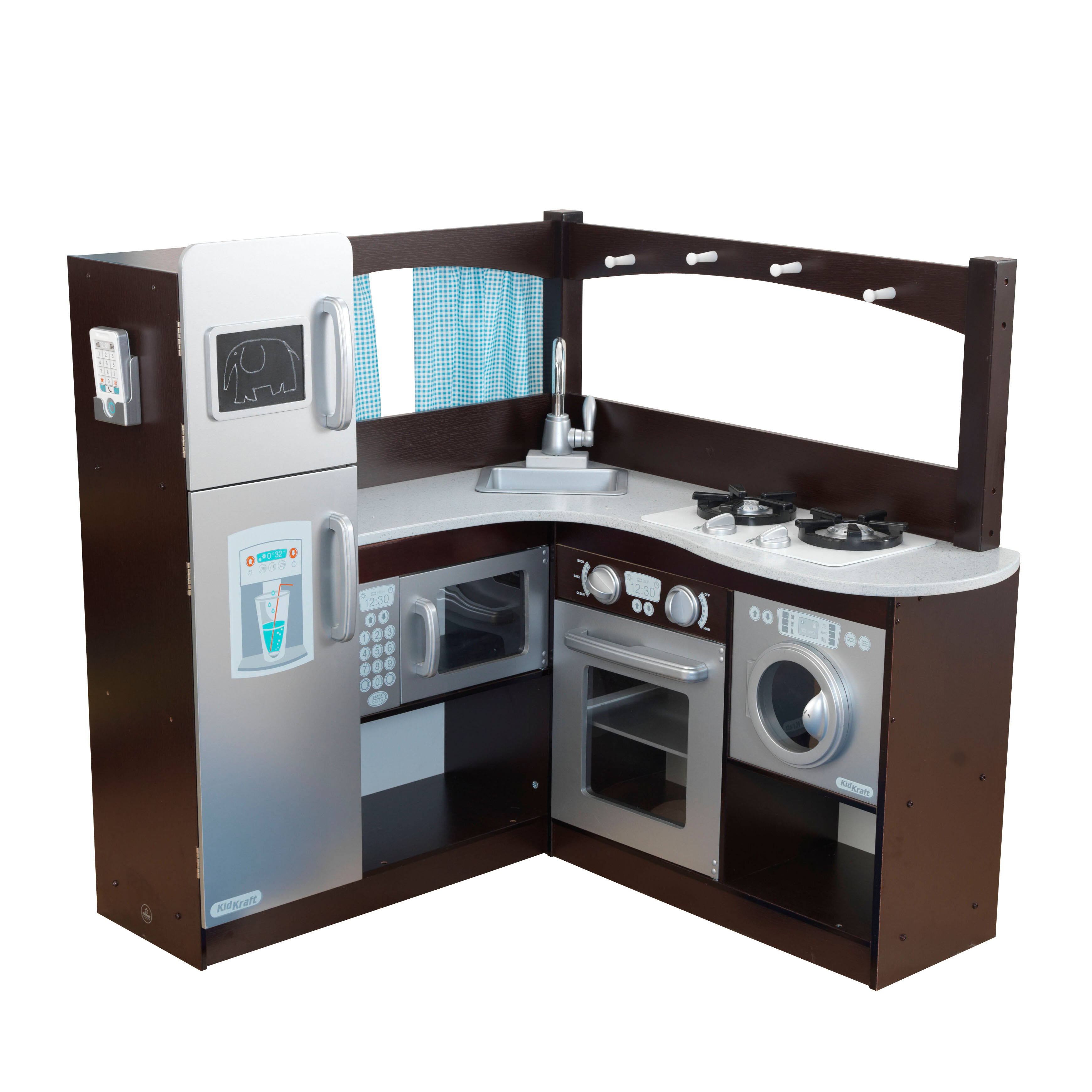 KidKraft Grand Gourmet Kitchen Set U0026 Reviews | Wayfair