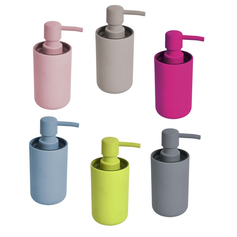Design Bathroom Vanity Soap Dispenser