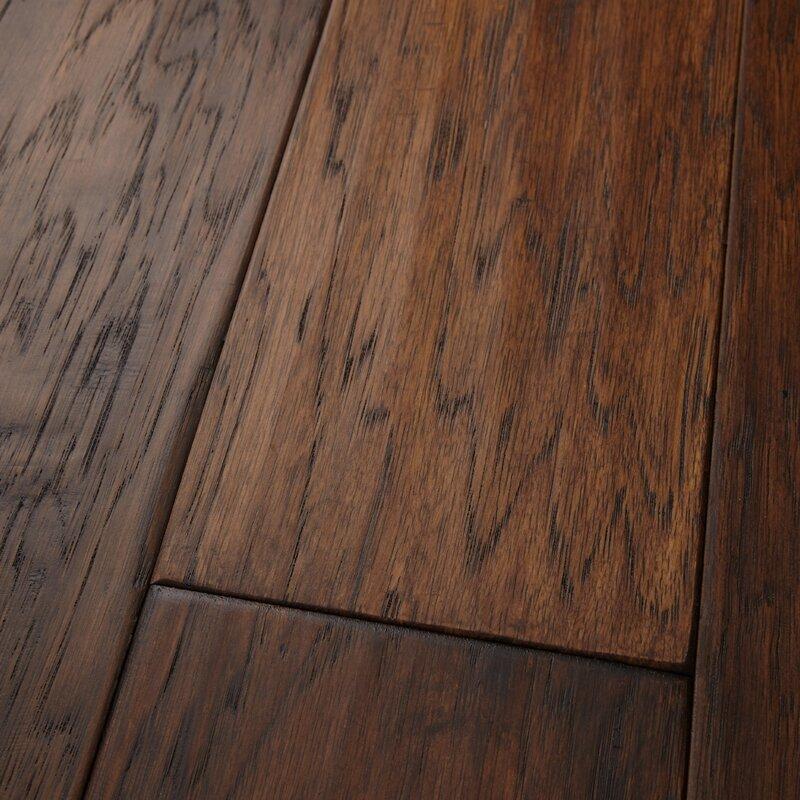 Mannington Mountain View 5 Quot Engineered Hickory Hardwood Flooring In Fawn Amp Reviews Wayfair