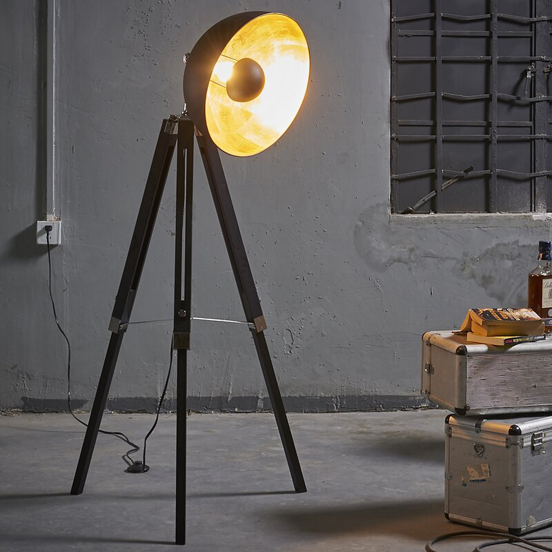 Versanora Fascino 160cm Tripod Floor Lamp Amp Reviews