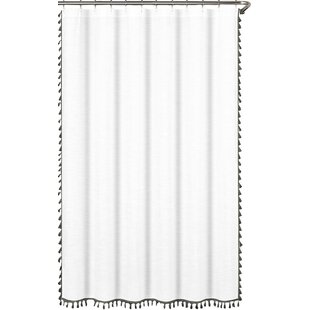 Modern Contemporary Turkish Shower Curtain