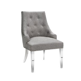 Satchell Upholstered Dining Chair (Set of 2)