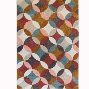 Dufresne Brown Area Rug