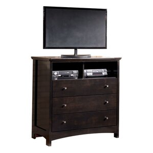 Menard 3 Drawer Media Ches..
