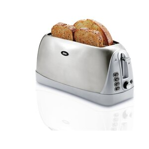 4 Slice Long-Slot Toaster