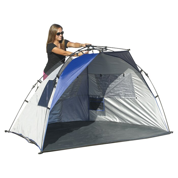 Quick Cabana Tent  sc 1 st  Wayfair & Lightspeed Quick Cabana Tent u0026 Reviews | Wayfair