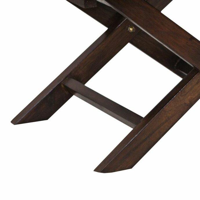 loftdesigns beistelltisch chaparral mit stauraum bewertungen. Black Bedroom Furniture Sets. Home Design Ideas
