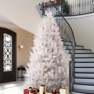 sparkle 75 white spruce artificial christmas tree