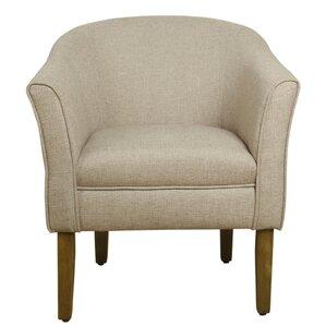Church Barrel Chair by Zipcode Design
