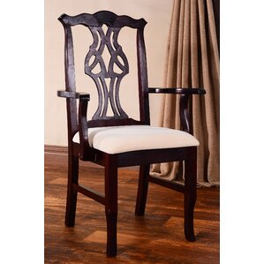 Chippendale Arm Chair by Benkel Seating