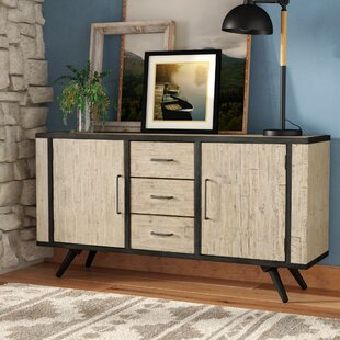 Shirlee Solid Wood Buffet Table