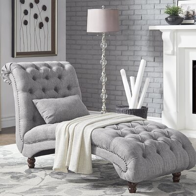 Farmhouse Amp Rustic Chaise Lounge Chairs Birch Lane
