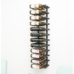 Wall Series 36 Bottle Wall Mounted Wine Rack