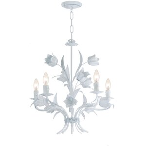 Destinie 4-Light Candle-Style Chandelier