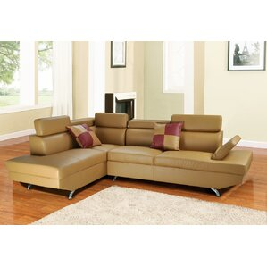 Reclining Sectional by Sta..