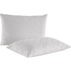 Perry Ellis Quilted Polyfill Pillow by Perry Ellis