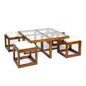 Esstisch und vier Stühle von Homestead Living