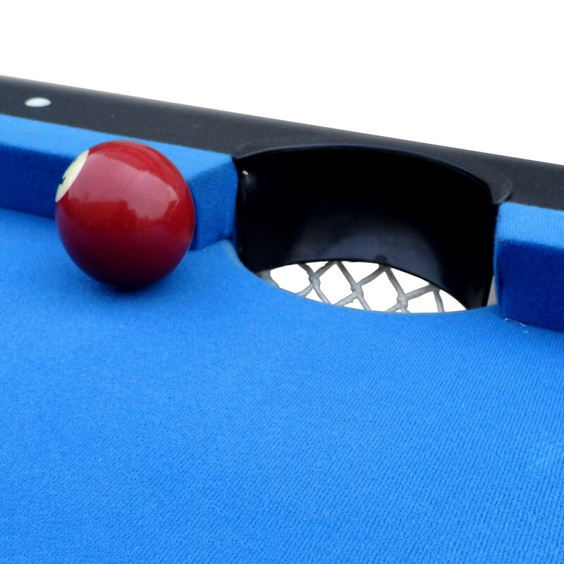 Hathaway Games Fairmont Portable Pool Table Reviews Wayfair - Hathaway fairmont pool table