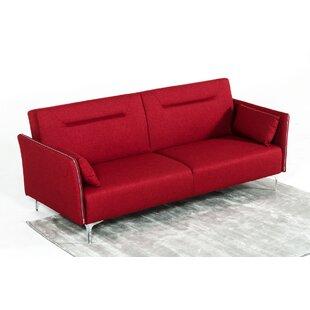 Crimson Red Sofa Easy Home Decorating Ideas