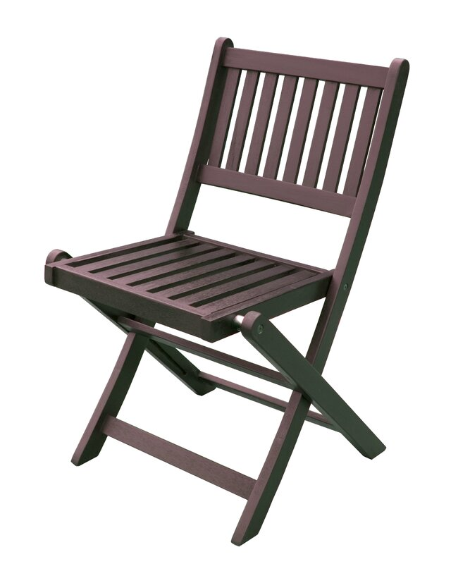 Folding Patio Dining Chair