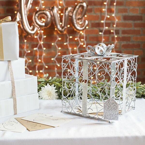 Wedding Card Boxes You Ll Love Wayfair