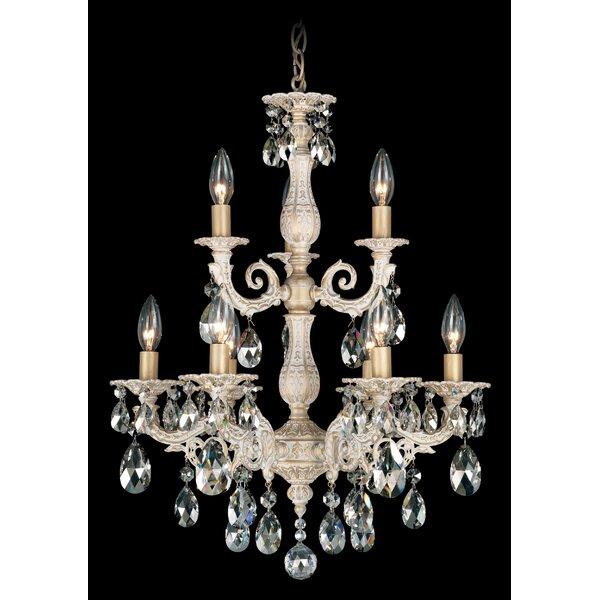 Schonbek Chandelier Wayfair: Schonbek Milano 9-Light Candle-Style Chandelier