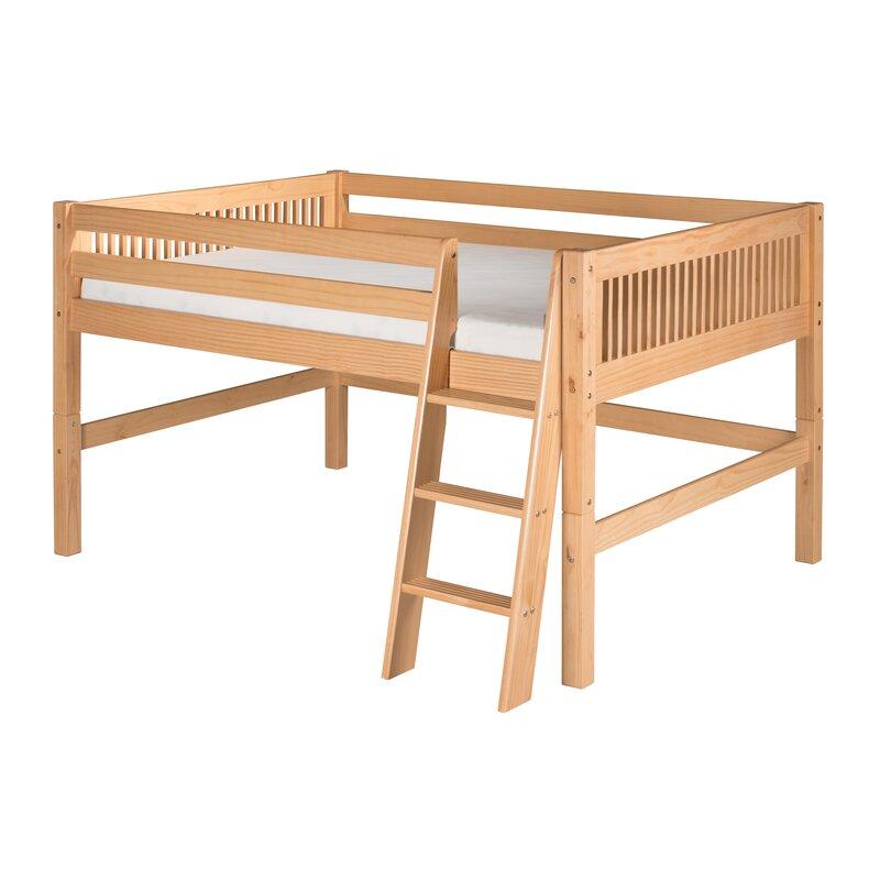 Viv   Rae Isabelle Full Low Loft Bed