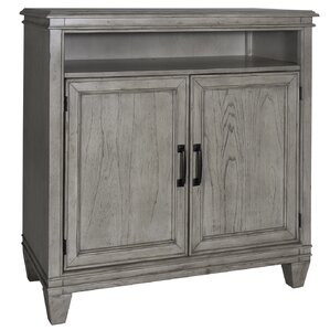 Burnsdale Media 4 Drawer Chest by Gracie Oaks
