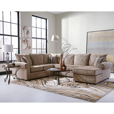 Chenille Sectionals You Ll Love Wayfair