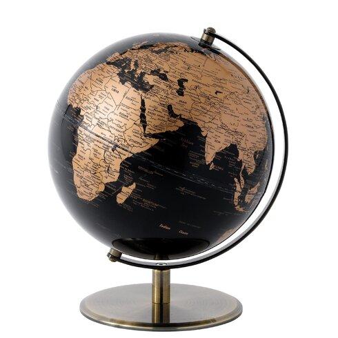 Enesco Globus Black And Copper Wayfair De