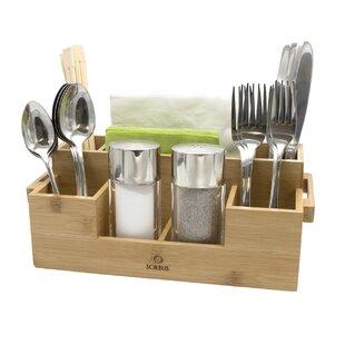 bamboo flatware wayfair