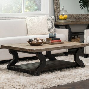 Giovanni Coffee Table by 17 Stories