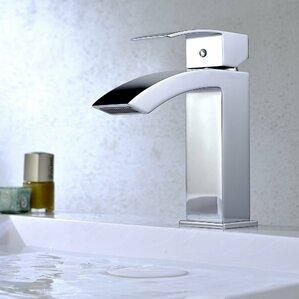 Balzo Single Hole Single Handle Bathroom Faucet