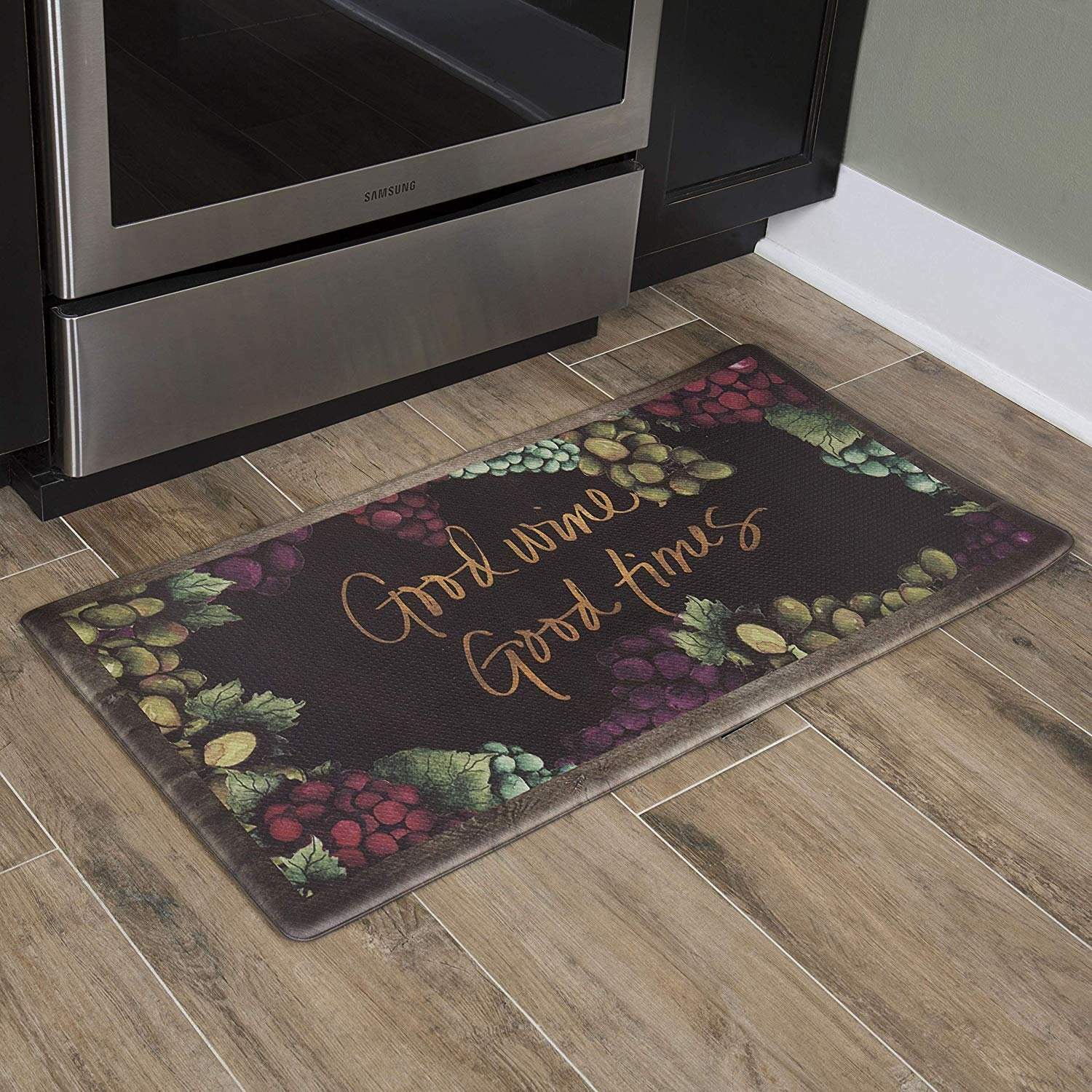 Kitchen Mats You'll in 2019 | Wayfair on memory jar craft, server ideas, memory box, motivational theme ideas, windowless office ideas, remembrance ideas, building ideas, fan ideas, memory lane, apartment marketing ideas, memory boards at target, daily huddle ideas, display ideas, creative apartment leasing ideas, wall of fame ideas, memory trees for funerals, store ideas, memory boards for funerals, diy business ideas, magnet ideas,