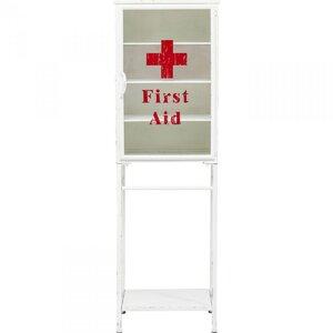 48 x 151,5 cm Schrank First Aid von KARE Design