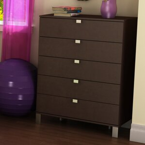 Cakao 5 Drawer Chest by South Shore