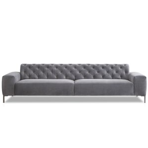 Boston Capitonn? with Tufted Back Sofa by Pi..