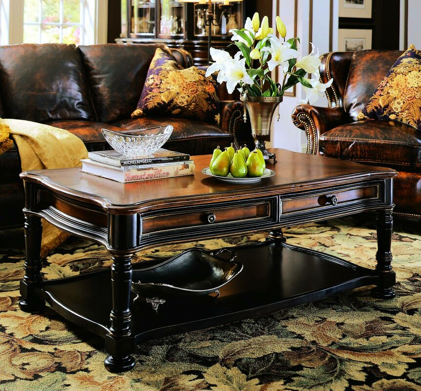 Exceptional Preston Ridge Coffee Table With Storage