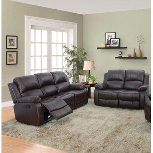 Hartranft Reclining 2 Piece Living Room Set