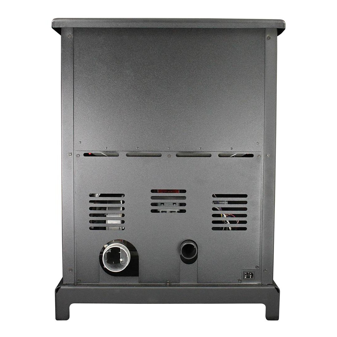 bobcat rocket stove this little stove heater burns so . new ...