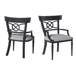 Sterling Arm Chair (Set of 2) by One Allium Way
