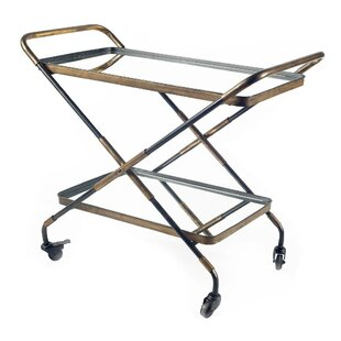 Creissant Bar Cart