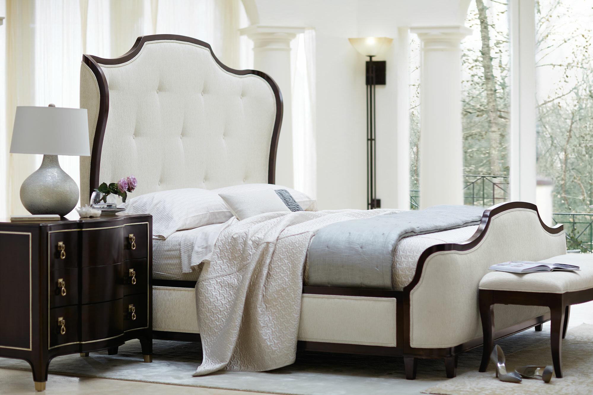 Stupendous Miramont King Upholstered Standard Bed Interior Design Ideas Clesiryabchikinfo