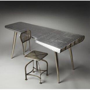 India Aviator Desk. By Trent Austin Design