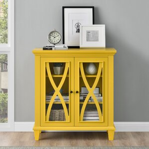 Yellow Accent Chests & Cabinets   Birch Lane
