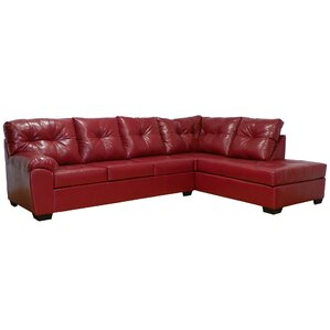 Camden Sectional  sc 1 st  Wayfair : red sofa sectional - Sectionals, Sofas & Couches