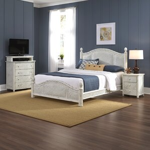 Dessie Platform 3 Piece Bedroom Set