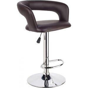 Clower Upholstered Adjustable Height Swiv..