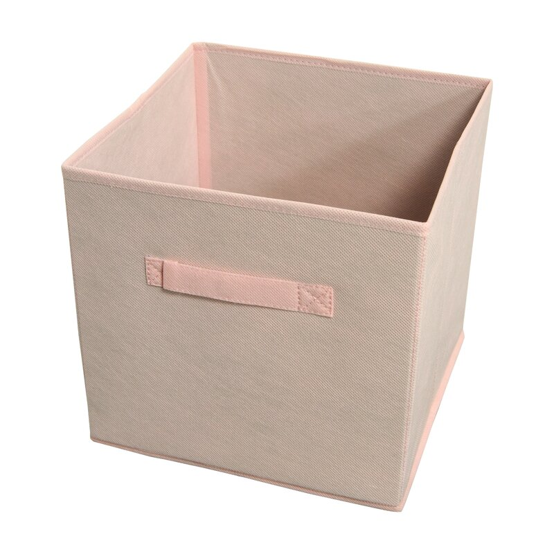Achim Importing Co Collapsible Fabric Storage Bin U0026 Reviews | Wayfair